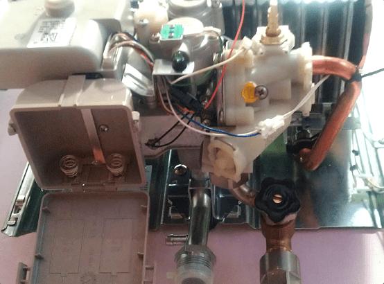 Газовые колонки бош ремонт своими руками